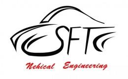 SFT642班五道流水型线条主体图案班旗设计