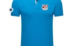 20周年同学聚会服装纪念t恤衫怎么定做?