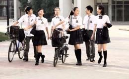 班服与校服的记忆